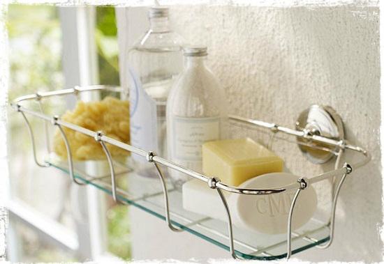 Un ba o ptimo paperblog for Accesorios para poner toallas en el bano