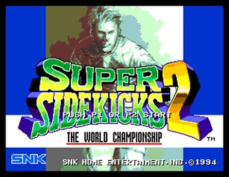 [Memory Card] Super Sidekicks