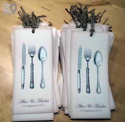 Detalles de una boda r stica vintage paperblog - Detalles para una boda perfecta ...