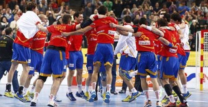 Equipo de éxito: el caso de la selección española de Balonmano