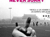 """Crítica: Weiwei: Never Sorry"""", libertad expresión"""