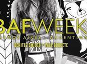 BAFWeek Otoño-Invierno 2013: Ilustración Moda