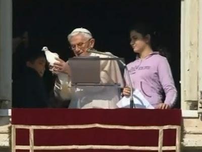 papa día del Holocausto