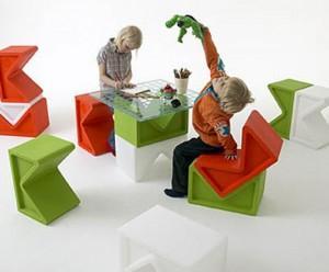 Decoraci n habitaciones infantiles 5 ideas de sillas - Sillas originales ...