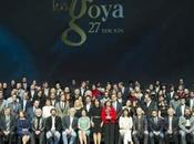 Fiesta Nominados Goya 2013