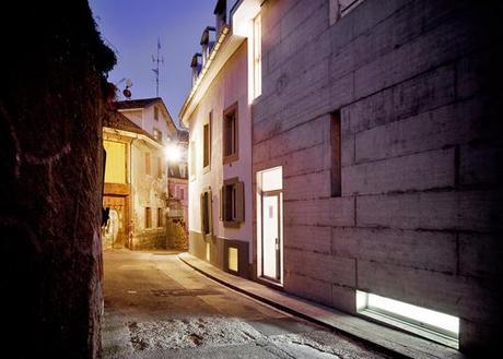 Rehabilitación ecológica en Lausanne / Ecological Rehabilitation in Lausanne