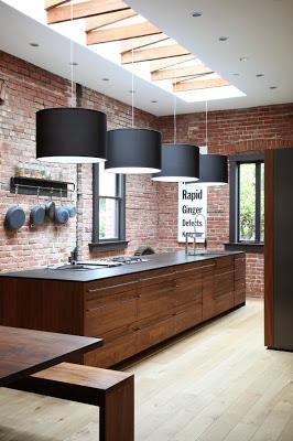 Cocinas modernas y rusticas paperblog - Alicatados de cocinas rusticas ...