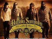 Buffalo Summer. Gira Española. 2013.