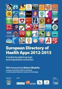 Directorio de aplicaciones moviles sobre salud.