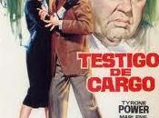 Testigo cargo (1957) Billy Wilder