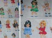 """Camisetas """"paper dolls 2013"""""""