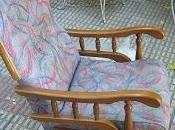 Sillón mecedoraSe trata rehabilitación sillón...