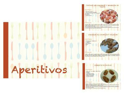 Trabajo de grado fichas de recetas de cocina paperblog - Grado en cocina ...