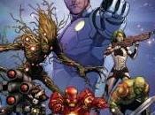 Brian Michael Bendis habla Guardians Galaxy