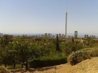 Parque atracciones Terra Mitica (Benidorm)