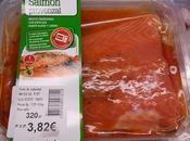 Salmón provenzal. Apto para dieta Dukan