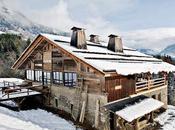 Espectacular cabaña nieve