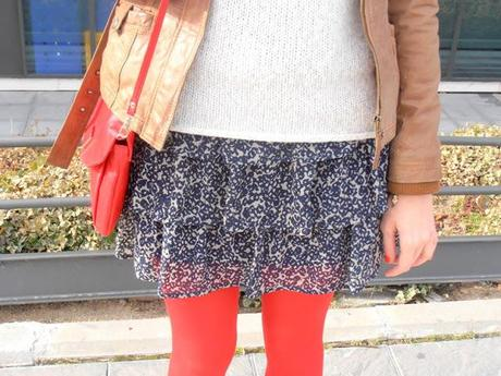Red Tights