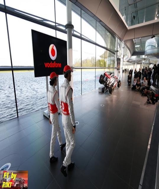 McLAREN PRESENTA EL MP4-28 EN WOKING