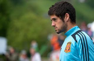 Lista de convocados por España para amistoso frente a Uruguay