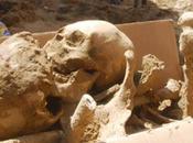 Restos sacrificios humanos México