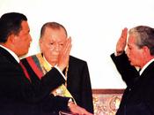 años logros revolucionarios Hugo Chávez cabeza.