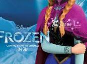 'Frozen', primeros pósters nueva aventura animada Disney