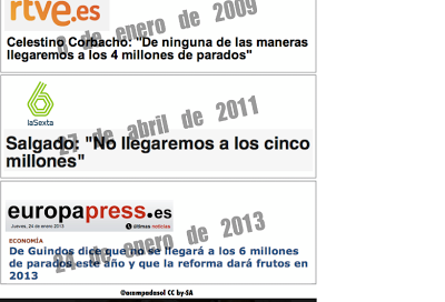 El colapso económico español (y 8). Conclusiones finales