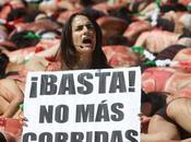 Multitudinaria protesta antitaurina México