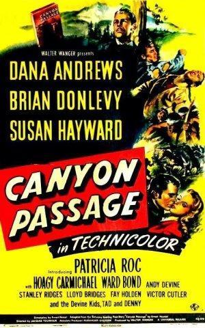 Cannyon Passage