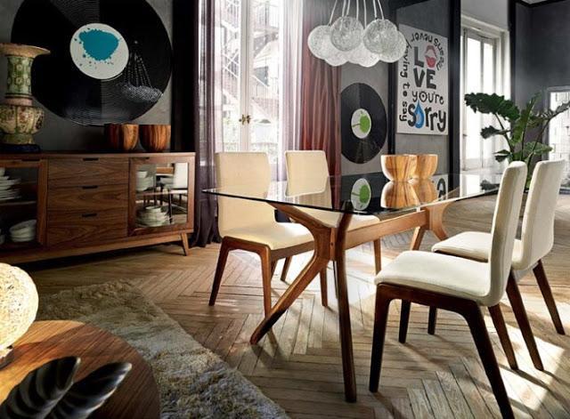 Vivir con arte paperblog - El corte ingles muebles de salon ...