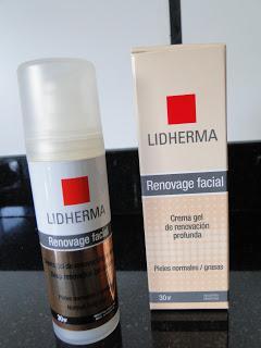 Nuevos Productos Lidherma: Renovage