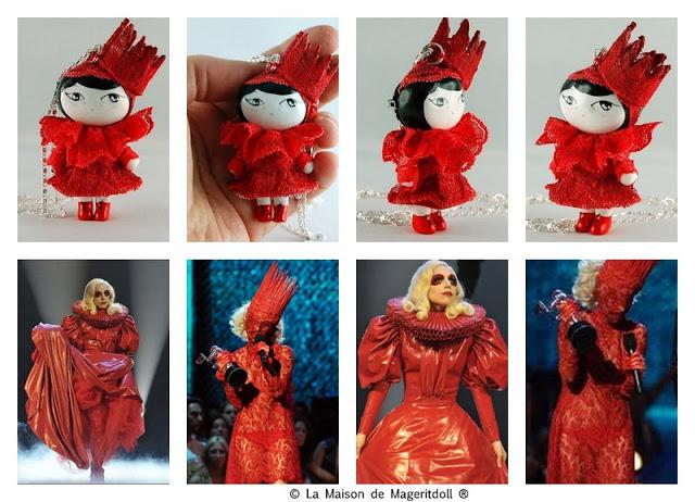 Lady Gaga & Mageritdoll Collection