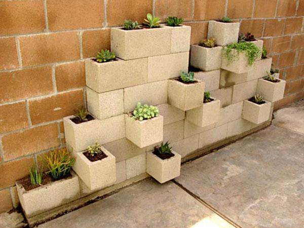 Ideas para decorar t jard n reciclando paperblog for Decorar reciclando muebles
