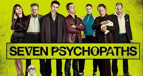 Seven Psychopaths - Un placer volver a verte Martin