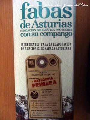 Deliciosa fabada de la g ertina d 39 aldea paperblog for Como cocinar fabada asturiana