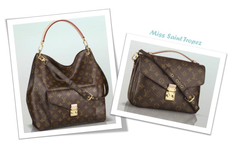 d500b9f2f Métis, el nuevo bolso monogram de Louis Vuitton - Paperblog
