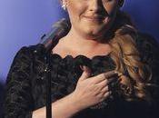 Adele presentara hipnotizada Oscar
