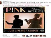 """Pink presentó nuevo sencillo """"Just give reason"""" junto (+vídeo)"""