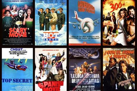 Spoof movies, esas adorables parodias de cine