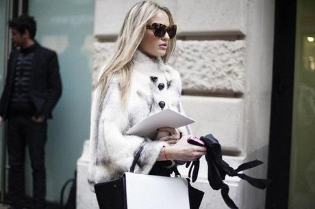 El estrés de fashion week - Josefina Andres