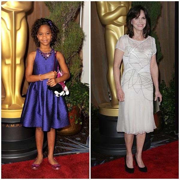 Los Vestidos En El Almuerzo De Los Oscar