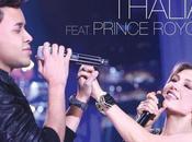 Thalía fusiona ritmos Prince Royce