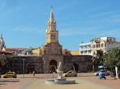 Cartagena (Colombia) Disfrutando llamativo contraste