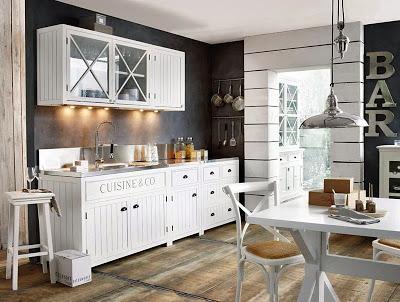 Ultimas cocinas en estilo rustico paperblog for Cocinas estilo rustico