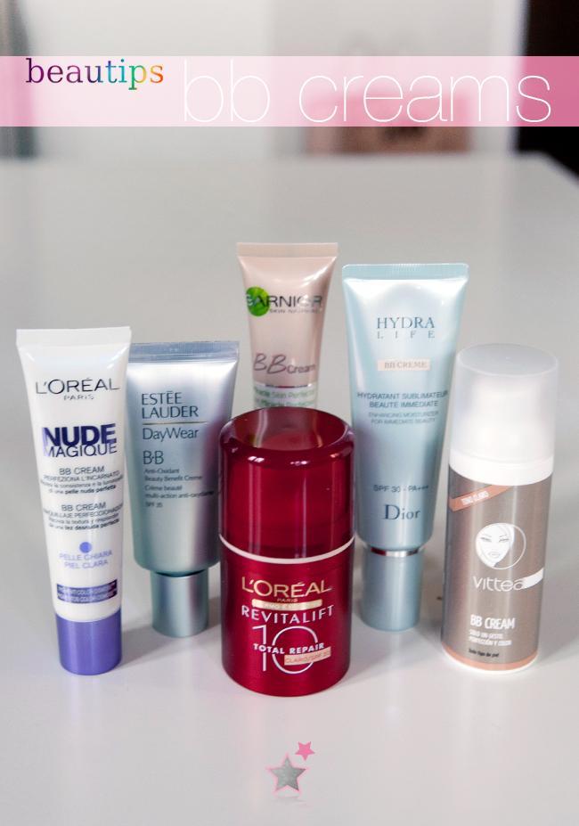 beautips: bb creams comparison
