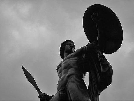 Aquiles, parte I 'guerrero travestido, padre y amante bisexual' Referentes LGTB en la mitología clásica V
