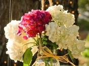 Floreros colgantes
