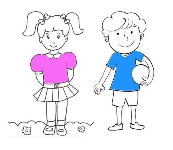 Por qué el color azul es para niños y el rosa para niñas? - Paperblog