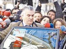 Bárcenas declara niega acusaciones